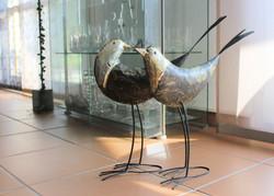 Vogeldekoration