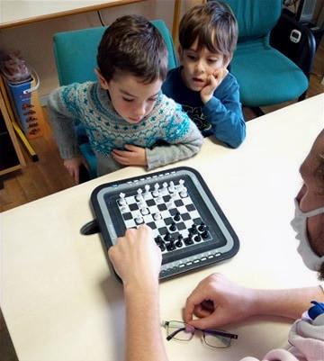 cours d'échecs pour enfants