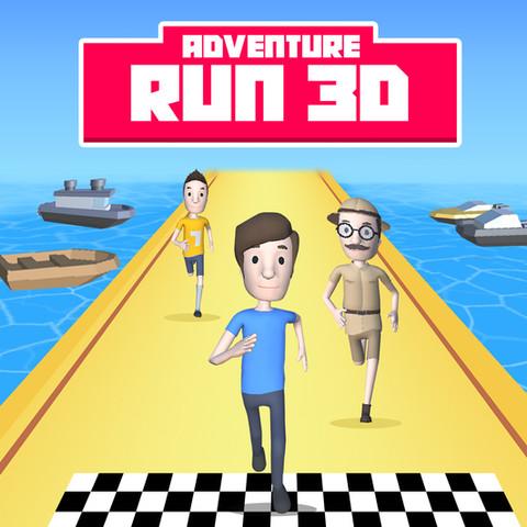 Adveture Run 3D