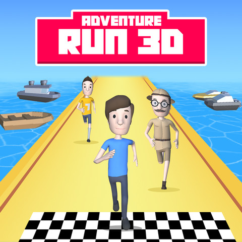 Adveture Run 3D