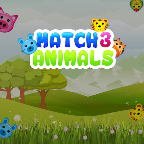 Match 3 Animals