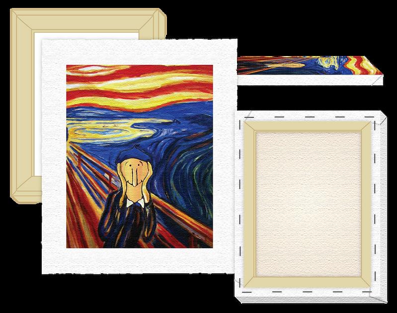 Gallery Canvas Stretch