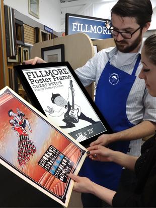 Fillmore Frames Shop