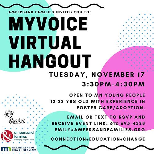 MYVoice Virtual Hangout 11172020.png
