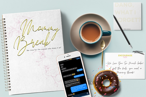 Mommy Break Journal