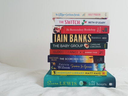 Recently Bought Books | Spending Money I Don't Have...