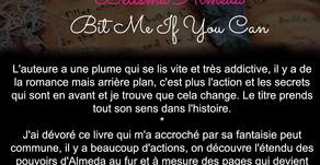 •• Chronique Belisama - Almeda •• par  Bite Me If You Can