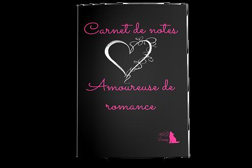 Carnet de note Amoureuse