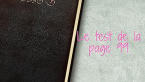 ••Le test de la page 99••