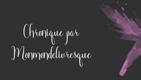 •• Chronique d'Almeda •• MonMondeLivresque