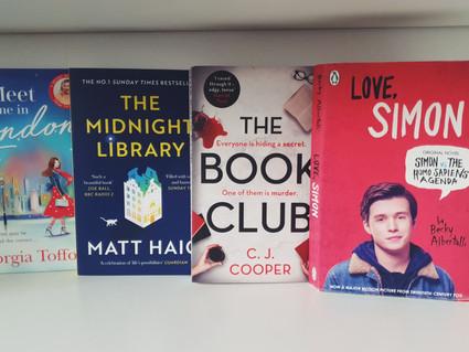 BOOK CLUB | May
