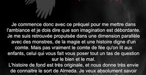 •• Chronique Belisama - Origines •• par Lydie de Des pages et moi!