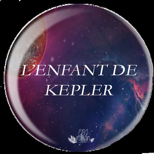 Badge L'enfant de Kepler Nouveau