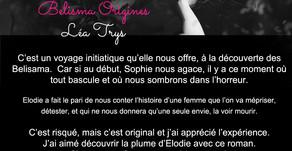 •• Chronique Belisama - Origines •• par Léa Trys