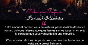 •• Chronique Belisama - Origines •• Florina l'Irlandaise