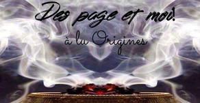 •• Chronique Belisama - Origines •• par  Des pages et moi!