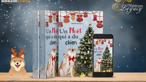 J'ai lu... Un Noël qui a du chien.