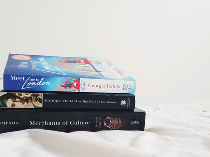My Currently Reading List