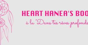 •• Chronique Dans tes rêves profonds •• par HEART HANEA'S BOOK