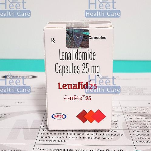 леналидомид 25 мг леналид