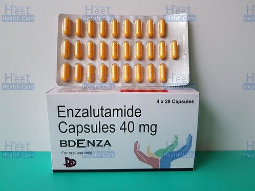 BDENZA - Энзалутамид 40 мг