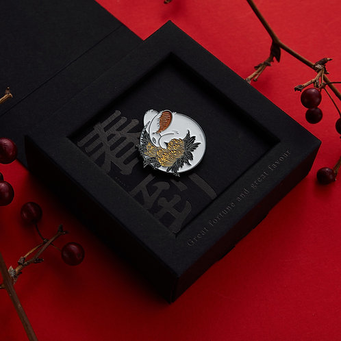 Huyu - 2020 庚子「春到」徽章