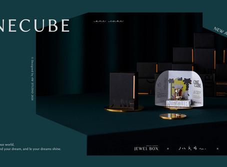 ONECUBE - 方型盒內,屬於每個人的生存道。