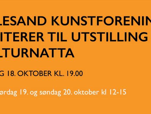 KULTURNATTA I LILLESAND: Fredag 18. oktober kl 19, på Meta Hansen kulturhus