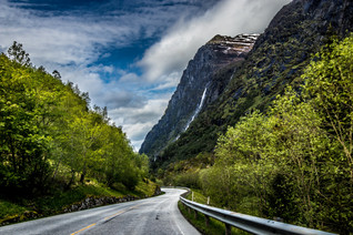 Road, Norway