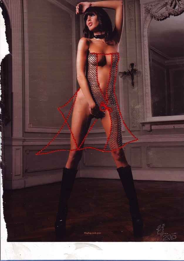 Broderi paa ukjent side (Playboy Girls 2