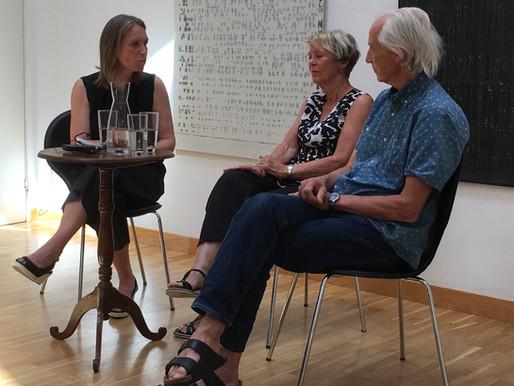 Bilder Sommerutstilling 2019: Tulla Elieson og Terje Resell