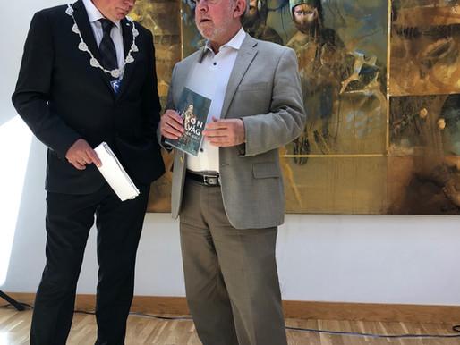 Storslått åpning av Håkon Gullvåg utstilling