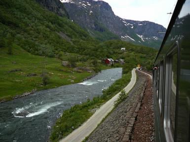 Flåmsbana, Flam Railway