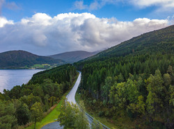 E136, Vestnes, Norway