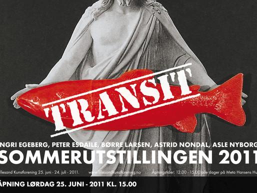 Sommerutstillingen 2011 – TRANSIT