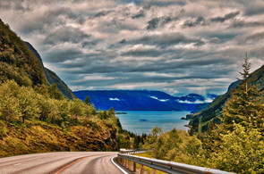 The Lofoten Islands, Norway – Mountain peaks, arctic fjords