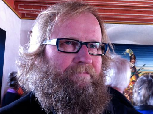Håkon Gullvåg i Lillesand