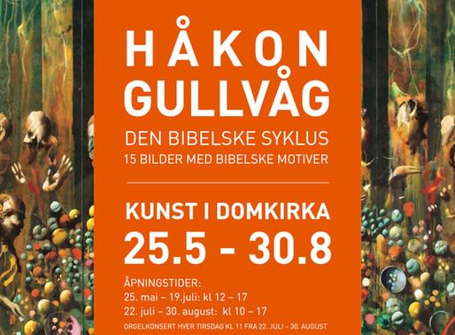 Gullvåg Utstilling er forlenget til ut august.