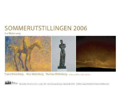 Sommerutstillingen 2006