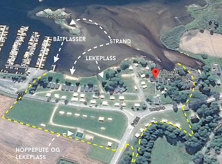 Tingsaker Familiecamping - 2 Google Maps