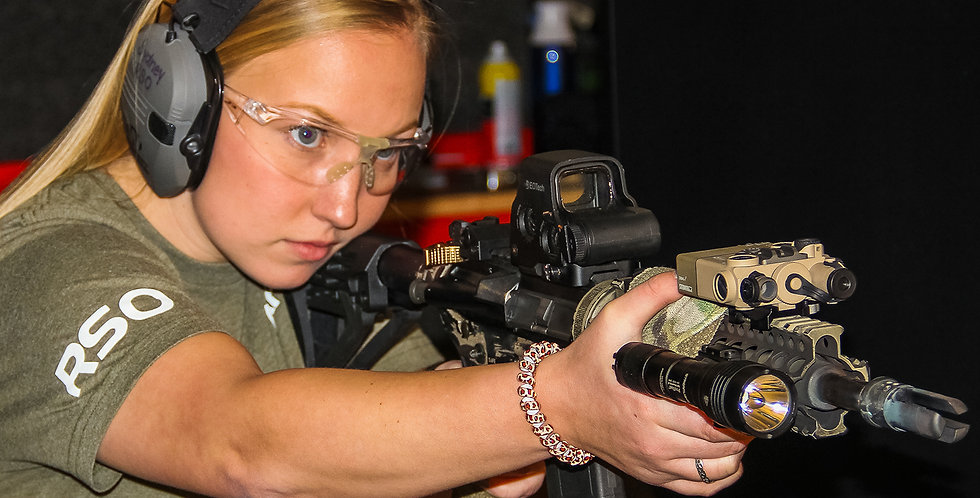 6/23 Intro to Rifle 6pm-8pm