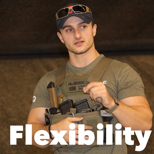 3/1/21 Shooter's Fitness - Flexibility 6pm-8pm