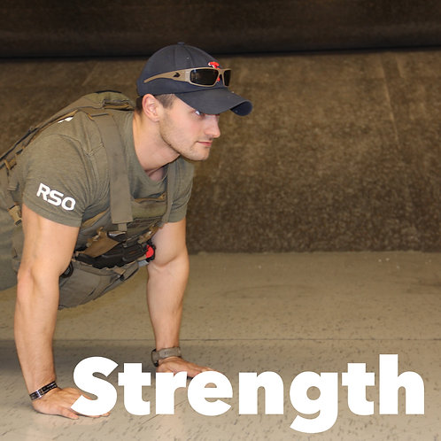 2/22/21 Shooter's Fitness - Strength 6pm-8pm
