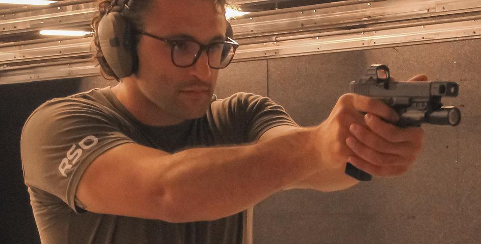 9/16 Handgun 6pm-8pm