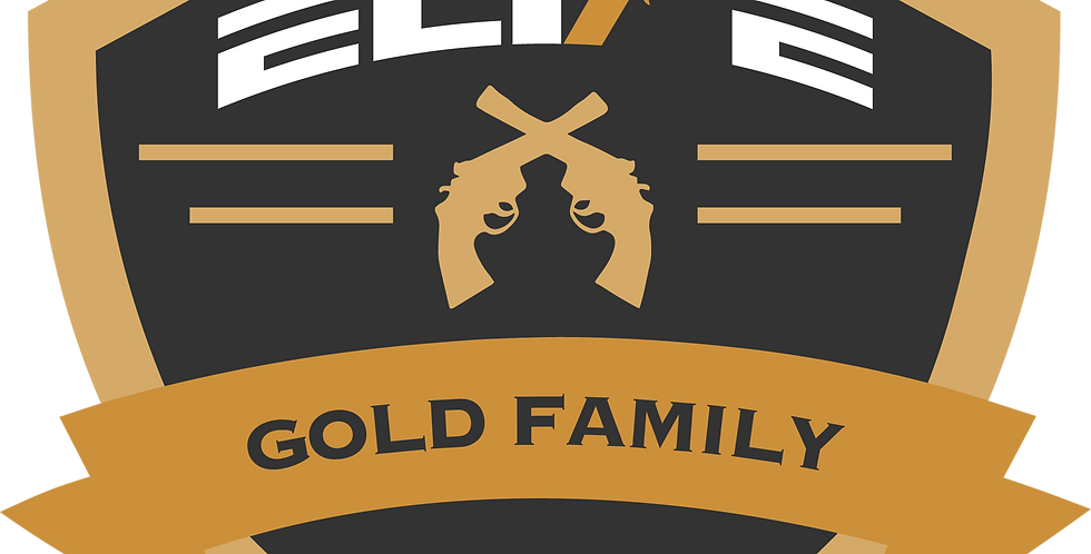Gold Family Active PSD Membership