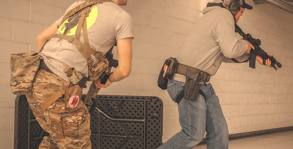 8/24 Tactical Tuesday - Movement 6pm-8pm