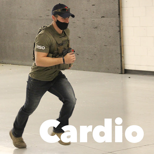 3/22/21 Shooter's Fitness - Cardio 6pm-8pm