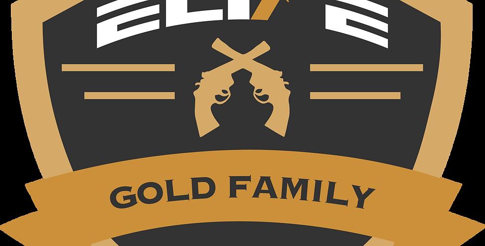 Gold Family Membership