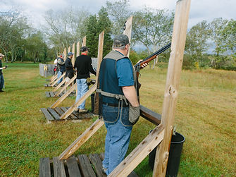 Shooting Lessons at the Peace Dale Shooting Preserve