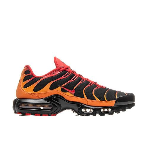 Nike Tuned 1 - Black-Chile Red-Vivid Orange